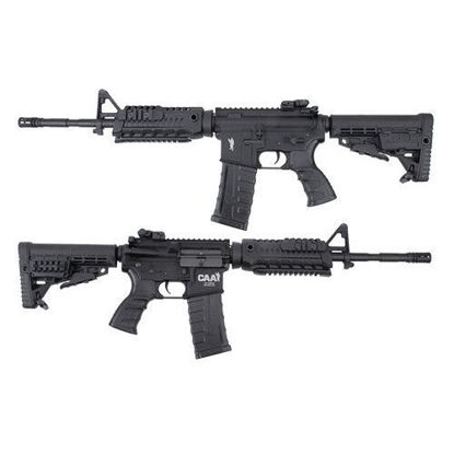 "Picture of CAA Airsoft M4S1 14.5"" AEG - Sport line Black"