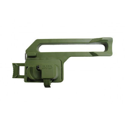 Picture of DTD MK23 Socom Retention Holster - Right Handed (Green)