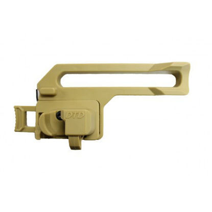 Picture of DTD MK23 Socom Retention Holster - Right Handed (Tan)