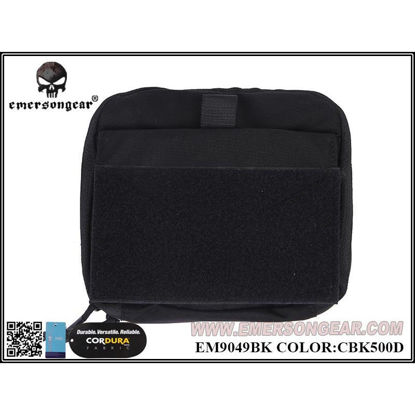 Emerson Gear EDC GP Pouch 20cmx19cm - Black