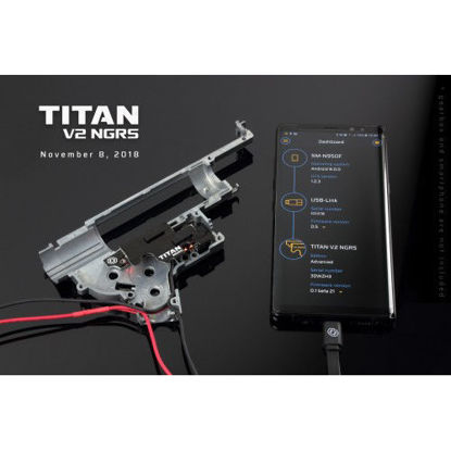 Gate Titan Mosfet V2 NGRS next gen recoil rear wired - Basic