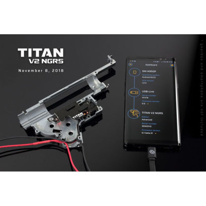 TITAN V2 NGRS™ Advanced Set Front wired