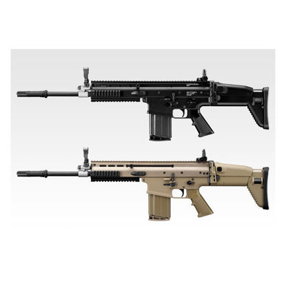 TM Scar H Next Gen Recoil - Black