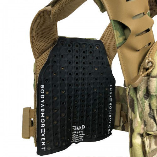 Body Armor Vent Retro Fit Kit - Large