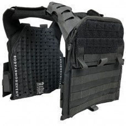 Body Armor Vent Retro Fit Kit Small