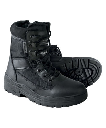 Kids Patrol Boot - Black