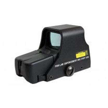 Holo sight 551 red/green illumination