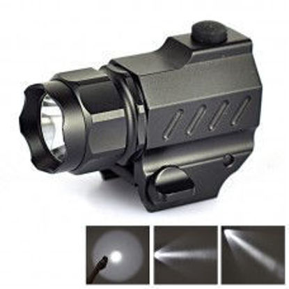 Trust Fire QD compact tactical pistol torch G02 CR123a battery