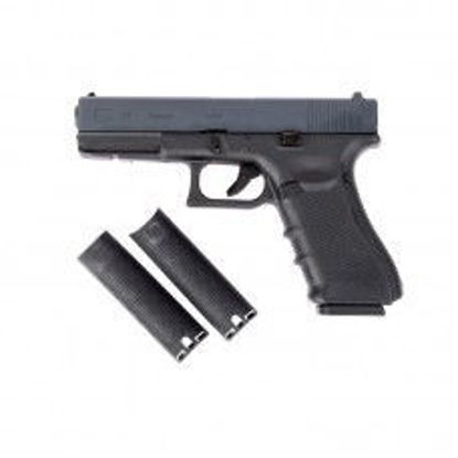 WE G17 Gas Blowback Gen 4 (Black)