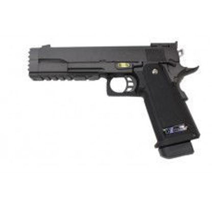 WE Hi-Capa 5.2 Black Dragon (Version R)