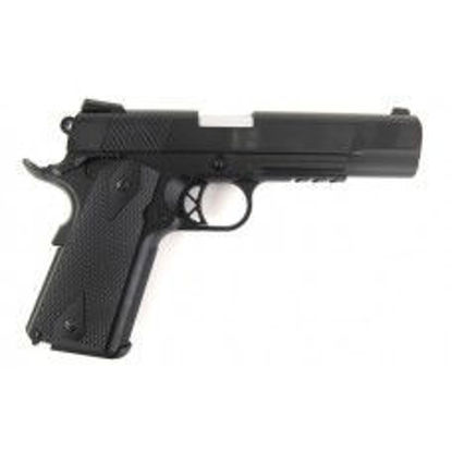 WE 1911 GBB Tactical full metal