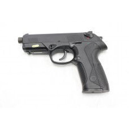 WE HK3P PX4 Bulldog GBB Pistol (Black)