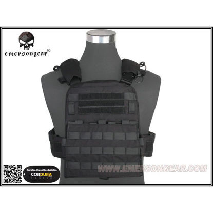 Emerson Gear AVS Adapted Vest System Heavy Duty version - Black