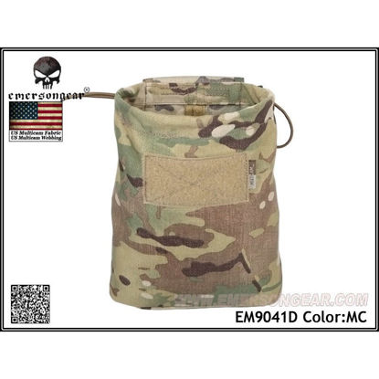 Emerson Gear Folding Dump pouch - Multicam