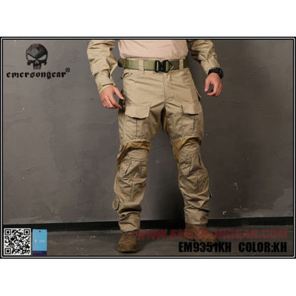 Emerson Gear G3 Combat Pants Khaki 32W