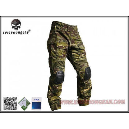 Emerson Gear G3 Combat Pants Multicam Tropic 34W