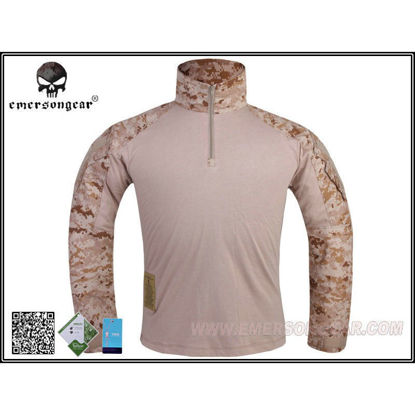 Emerson Gear G3 combat shirt - AOR1 - (Large)