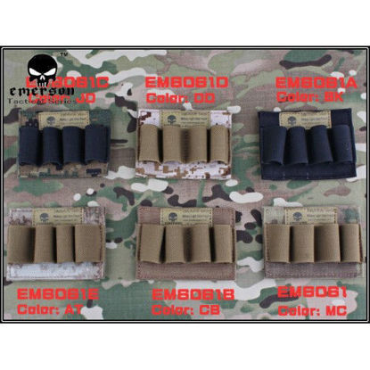 Emerson Gear Glow stick / Mk5 holder Multicam