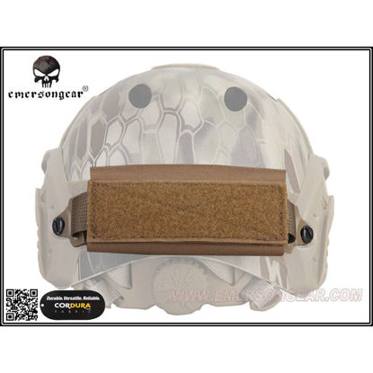 Emerson Gear Helmet Counterweight Accessory Pouch - Coyote