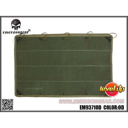 Emerson Gear Large Patch folder - OD Green