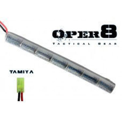Oper8 8.4v 1600 MAH stick battery - Tamiya