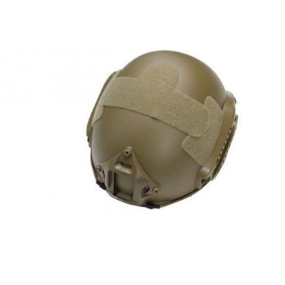 Oper8 Fast base helmet with accessories (Tan)