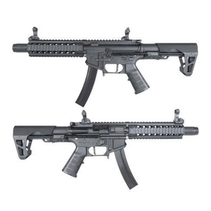King Arms PDW 9mm SBR Long - Black