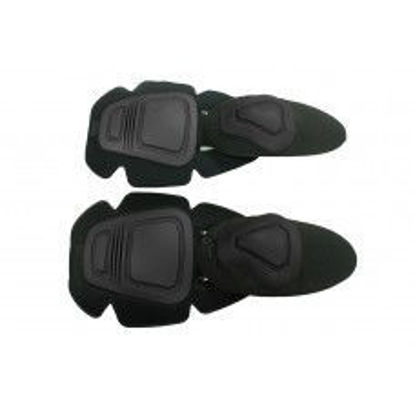 Oper8 Tactical Frog Knee and Elbow pads - Black