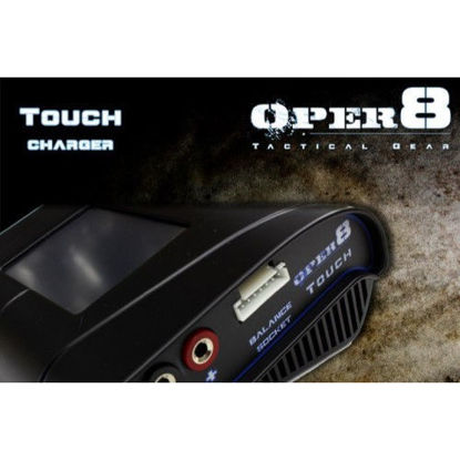 Oper8 Touch Multi Airsoft Charger Touch Screen