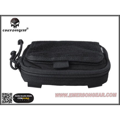 Emerson Gear Multi-purpose Admin Map Bag - Black