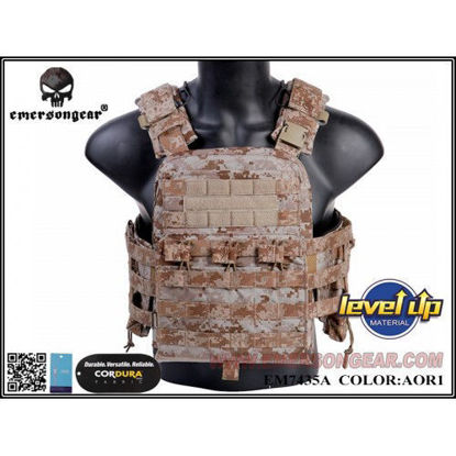Emerson Gear NCPC Navy Cage plate carrier AOR1