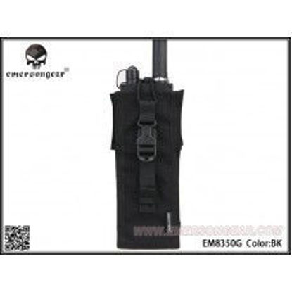Emerson Gear PRC 148/152 Radio Pouch - Black
