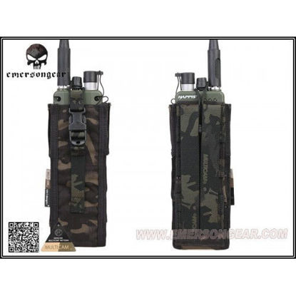 Emerson Gear PRC 148/152 Radio Pouch - Multicam Black