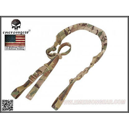 Emerson Gear Quick Adjust Padded 2 point sling - Multicam