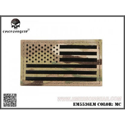 Emerson Gear USA Flat patch (Left)