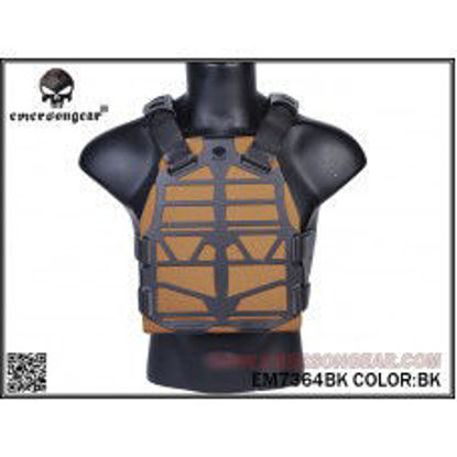 Emerson Gear Frame Plate carrier - Black
