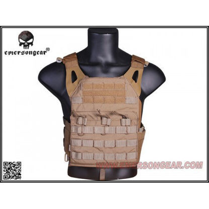 Emerson Gear Jump Plate Carrier (JPC) - Coyote