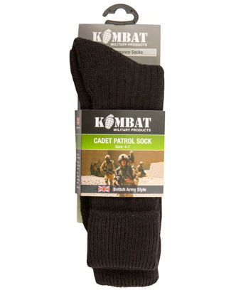 Cadet Socks - Black