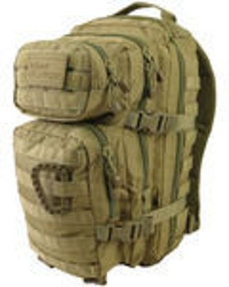 Hex - Stop Small Molle Assault Pack - Coyote
