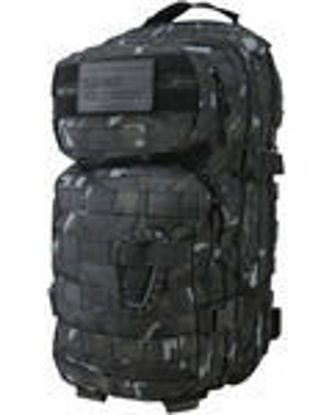 Hex - Stop Small Molle Assault Pack - BTP Black