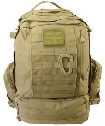 Viking Patrol Pack 60 Litre - Coyote