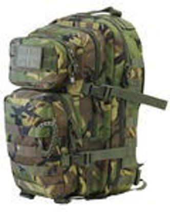 Small Molle Assault Pack 28 Litre - DPM