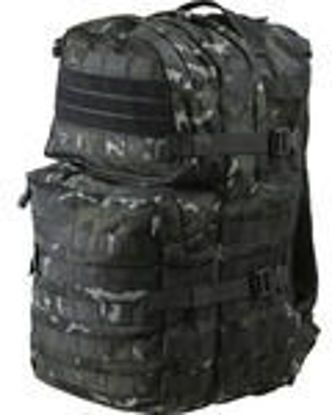 Medium Molle Assault Pack 40 Litre - BTP Black