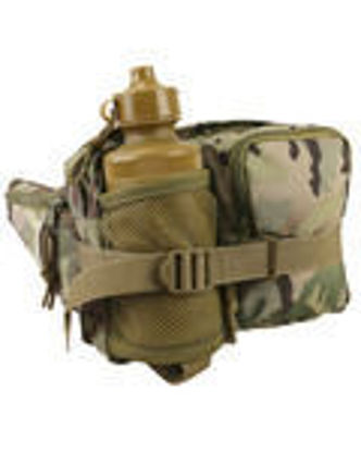 Waist Bag with Bottle - BTP