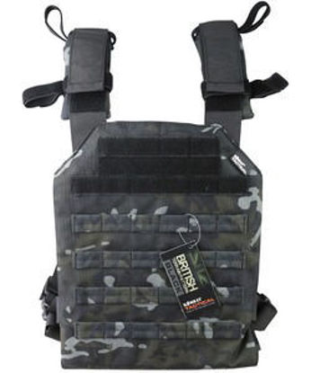Spartan Plate Carrier - BTP Black