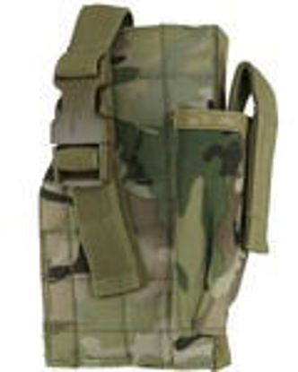 Molle Gun Holster with Mag Pouch - BTP