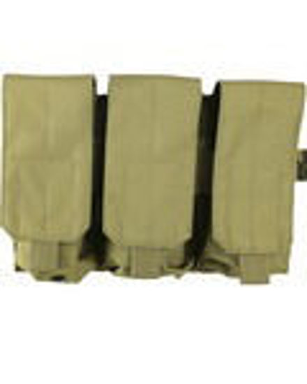 Triple ORIGINAL Style Mag Pouch - Coyote