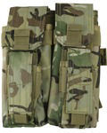 Double Mag Pouch with PISTOL Mag - BTP