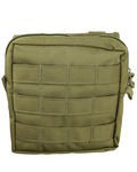 Medium MOLLE Utility Pouch - Coyote