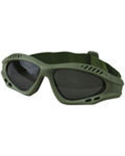 Spec-Ops Glasses - Olive Green
